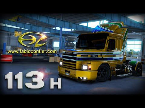 ETS2 - Scania 113H - FC Truck (1.35.X)