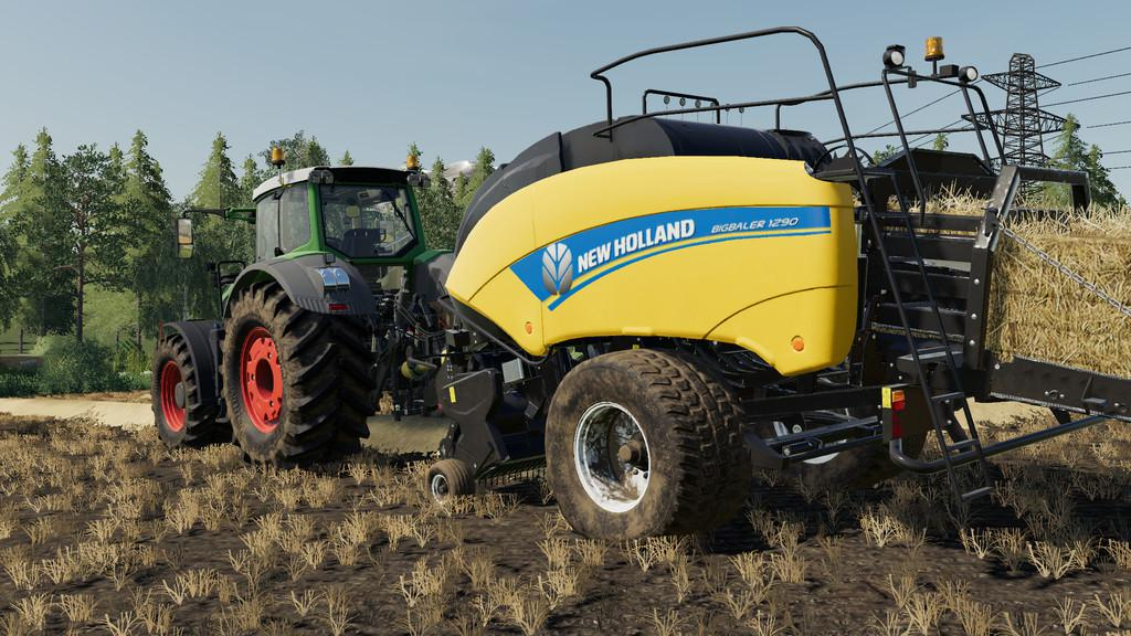 FS19 - New Holland BigBaler 1290 V1.0