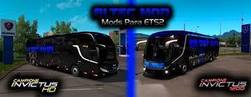 ETS2 - Bus Comil Invictus 1200 Mercedes (1.35.X)