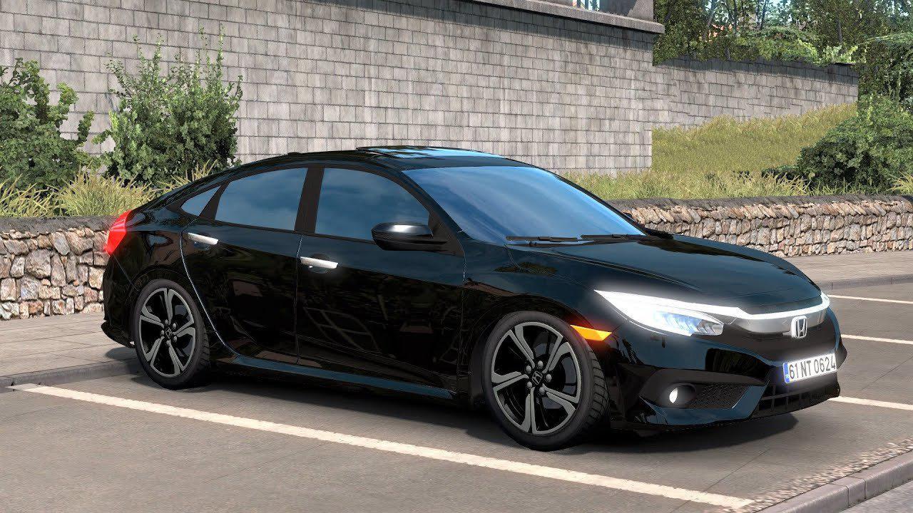 ATS - Honda Civic FC5 / FK8 Type-R V1.1 (1.36.x)