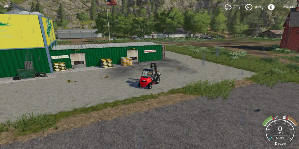 FS19 - Lemonade Production V1.0