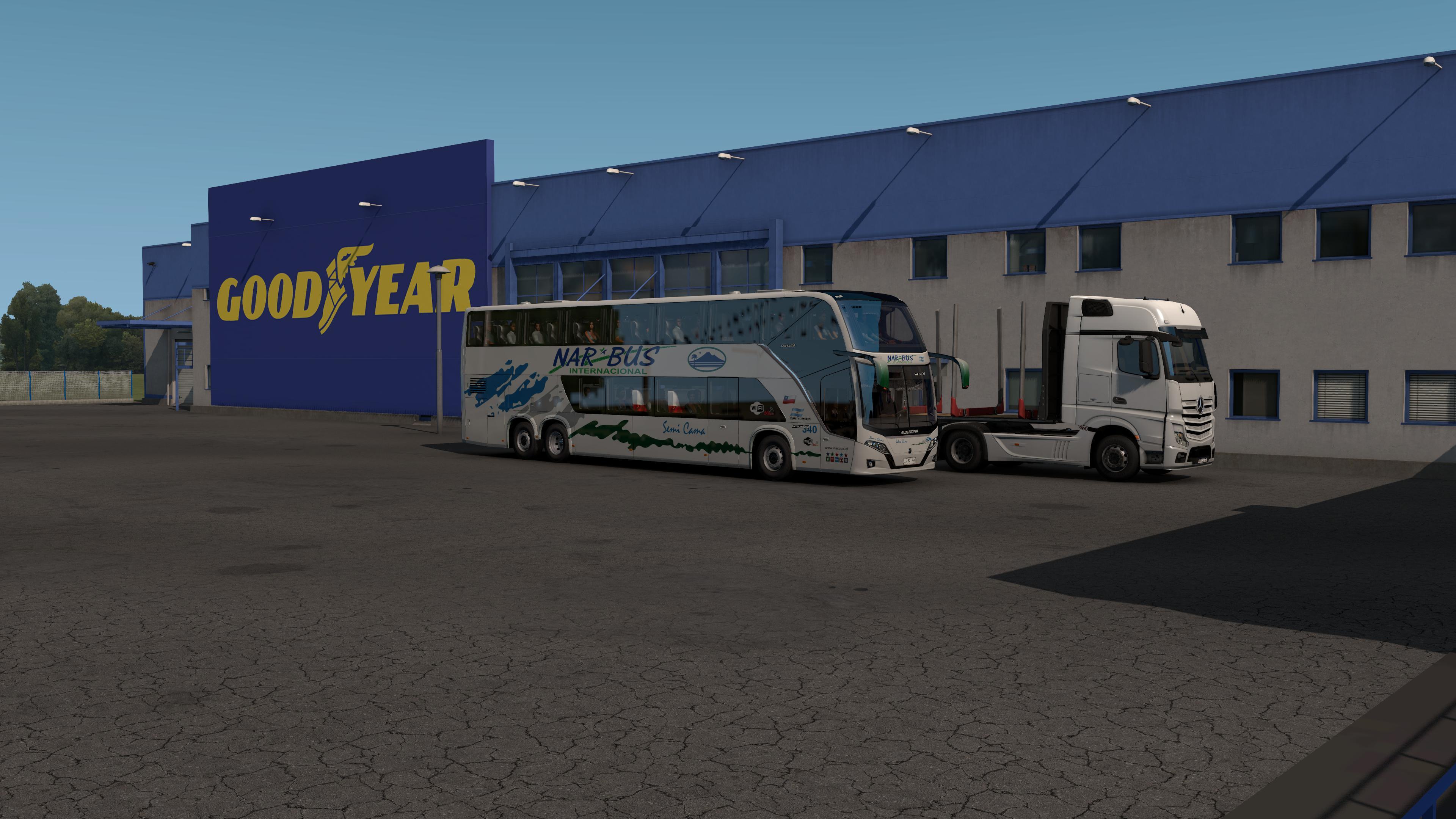 ETS2 - Busscar Vissta V1.5 (1.39.x)