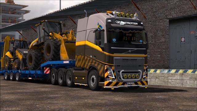 ETS2 - Rpie Volvo FH16 2012 Truck (1.37.x)