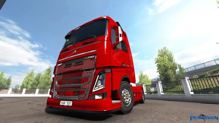 ETS2 - Volvo FH 2012 Truck V27.40 (1.40.x)