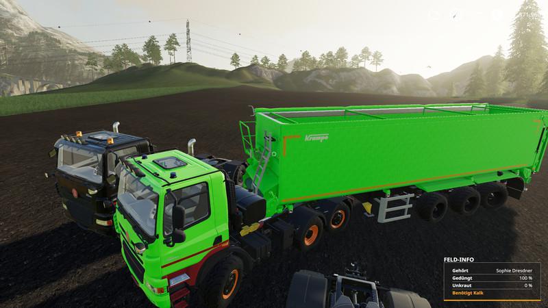 FS19 - Nerd Transport Pack MP V1.0