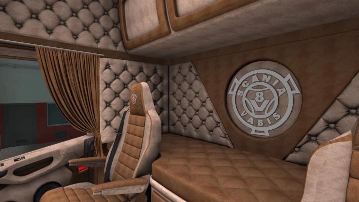 ETS2 - Scania Nextgen Interior (1.40.x)