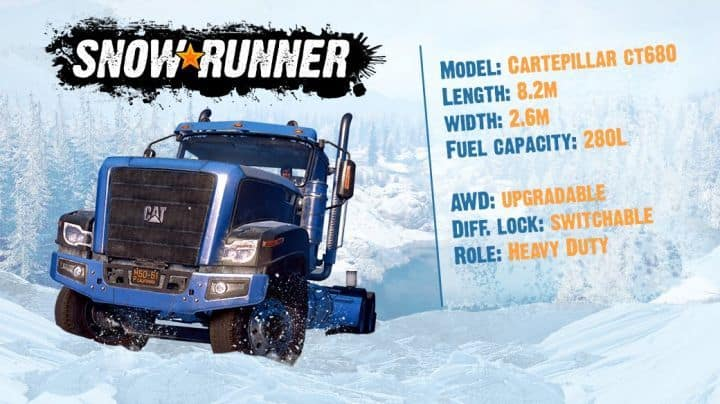 SnowRunner - Indian Trucks Horn Pack V1.0.0