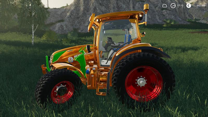 FS19 - New Holland T6 MP V1.1