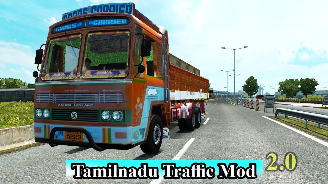 ETS2 - TN Lorry Traffic Mod (1.37.x)