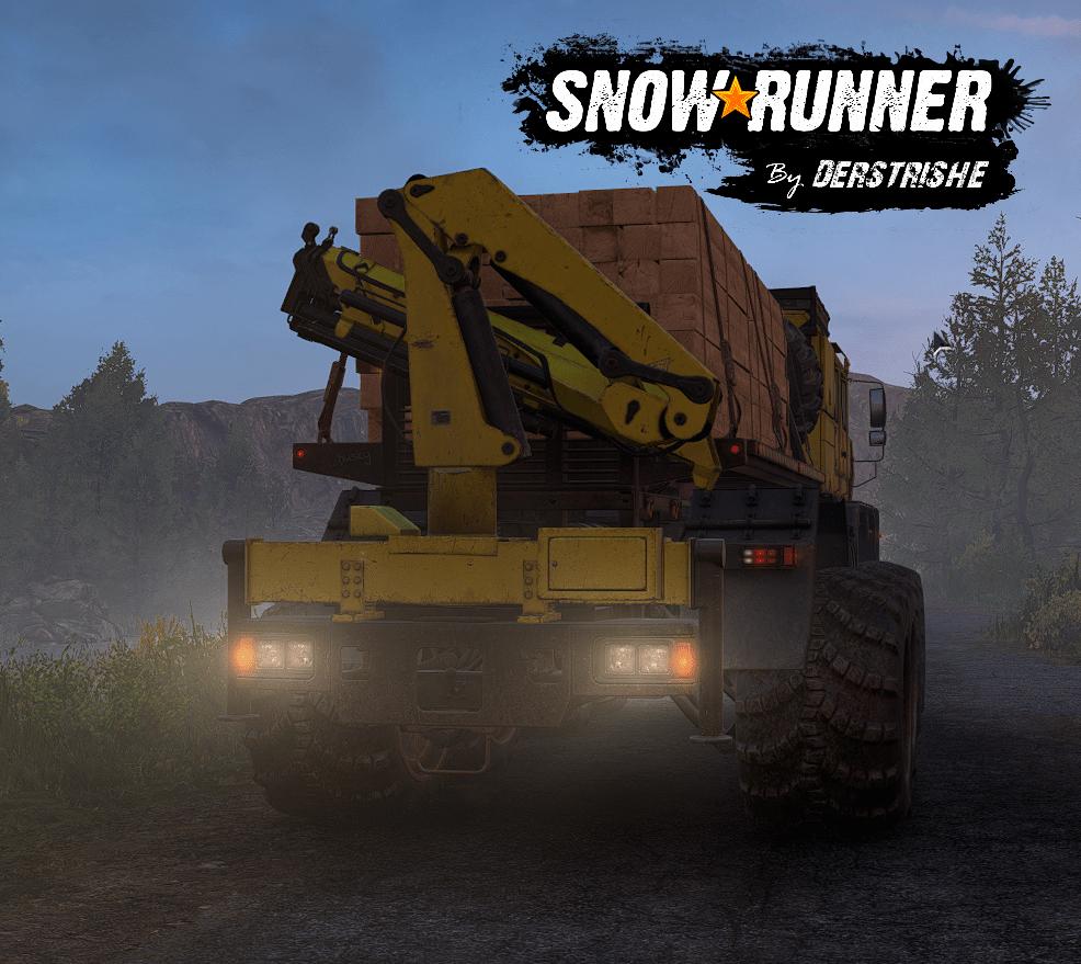 SnowRunner - Kolob 74760 Porter V2.0.1