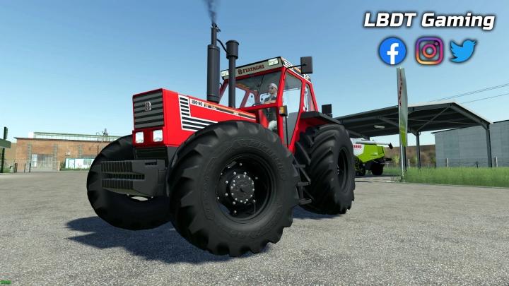 FS19 - Fiatagri 180-90 LBDT Version V1.0.0.3