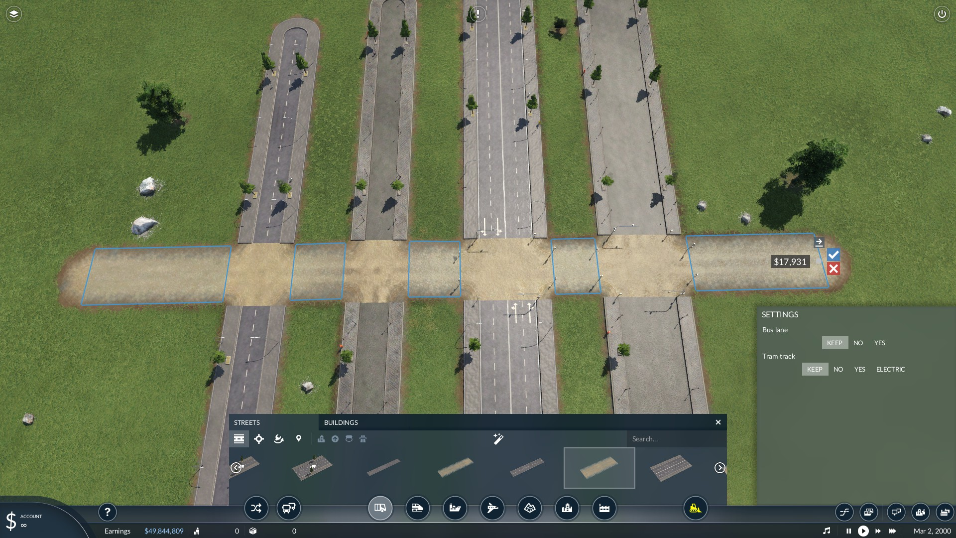 Transport Fever 2 - Roads: No End Year