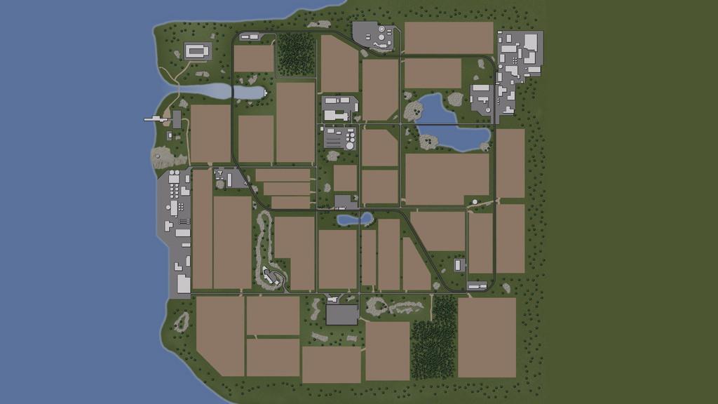 FS19 - Przemasowo Map V1.1.1.1