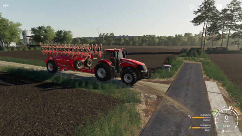 FS19 - Case Ih Magnum Tractor V1.0
