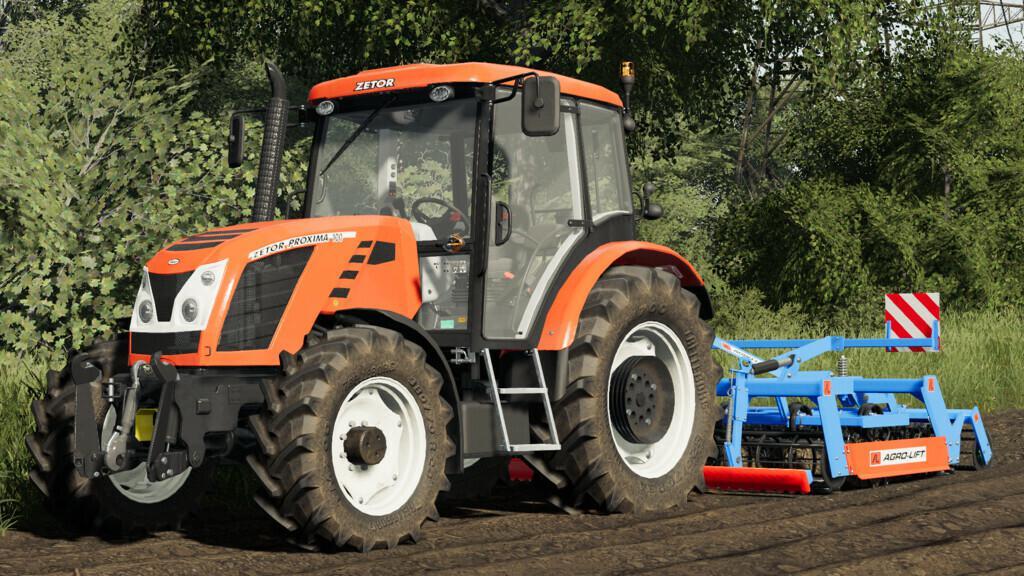FS19 - Zetor Proxima Tractor V1.1