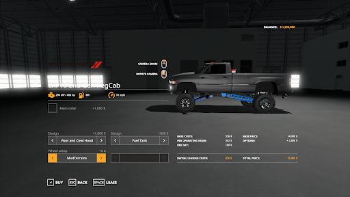 FS19 - Lifted 2nd Gen Dodge Ram 1500 V0.1