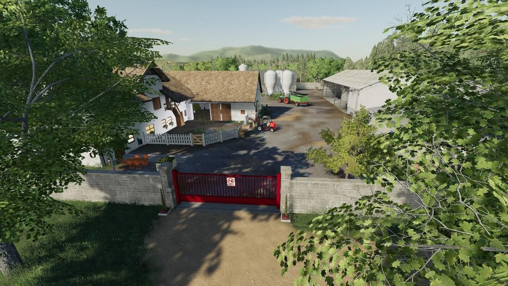 FS19 - The Old Farm Countryside Map V3.2