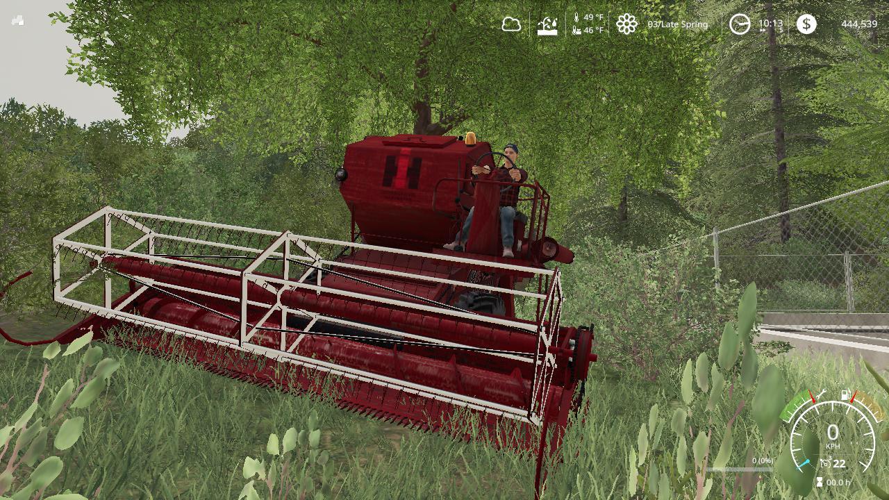 FS19 - International Harvestor 141 Rebuild V2