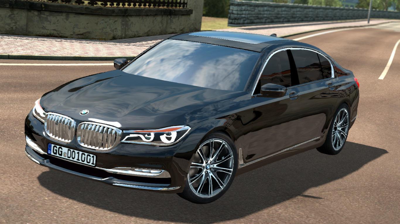 ETS2 - BMW 760 Li XDrive (1.36.x)