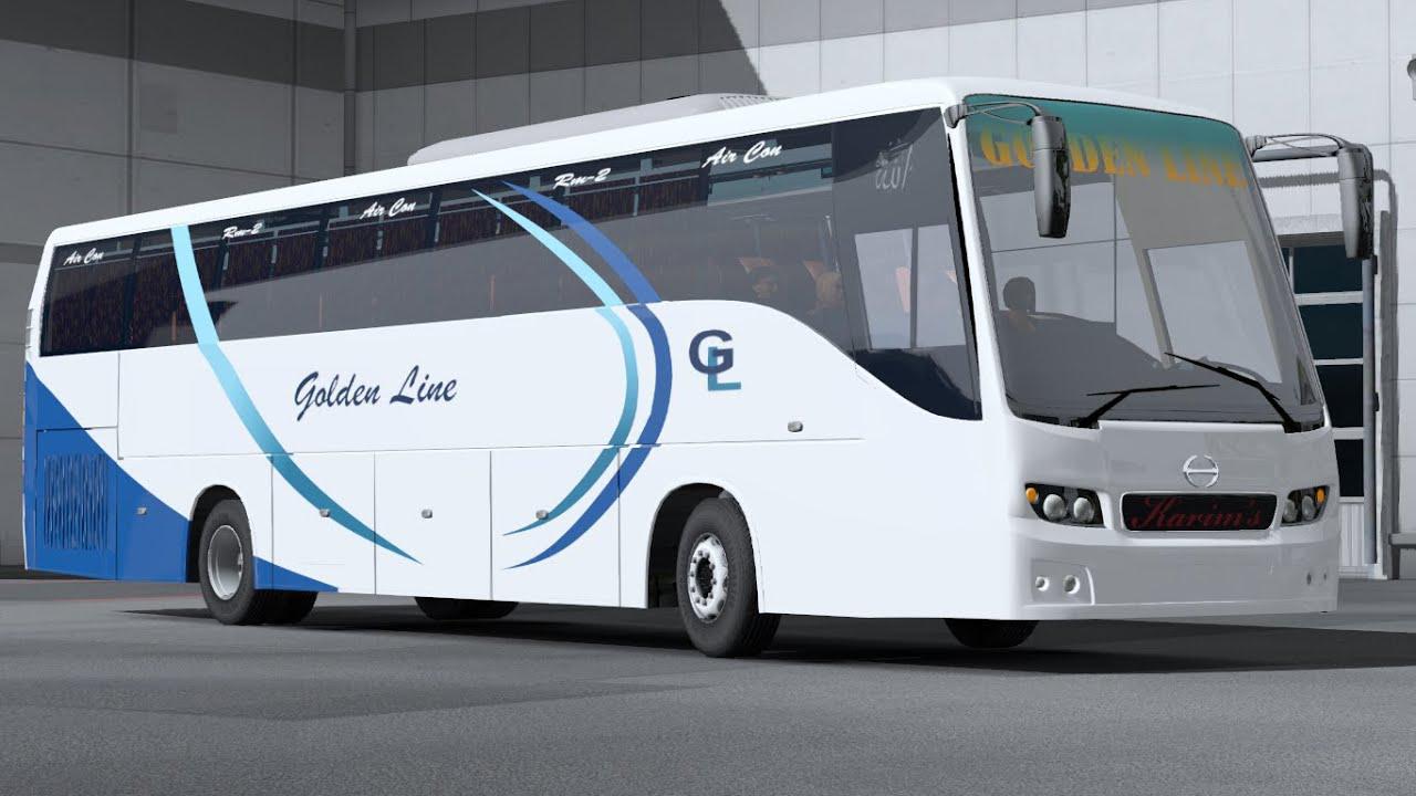 ATS - Hino RM2 Bus V2.0 (1.35.x)