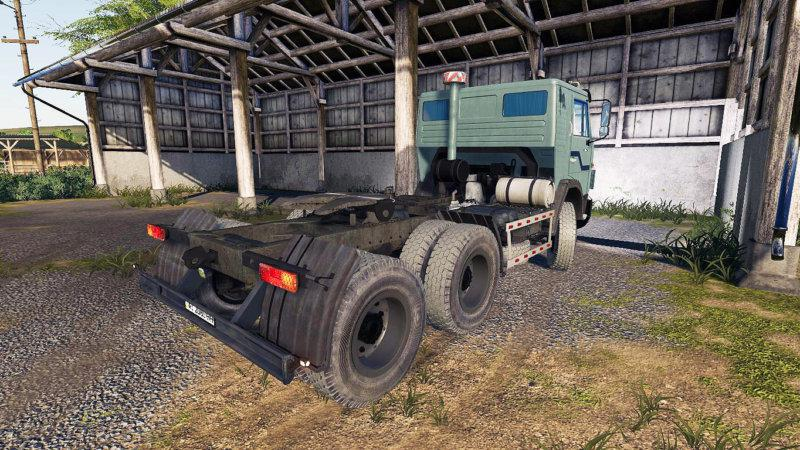 FS19 - Kamaz 54102 Truck V1.1