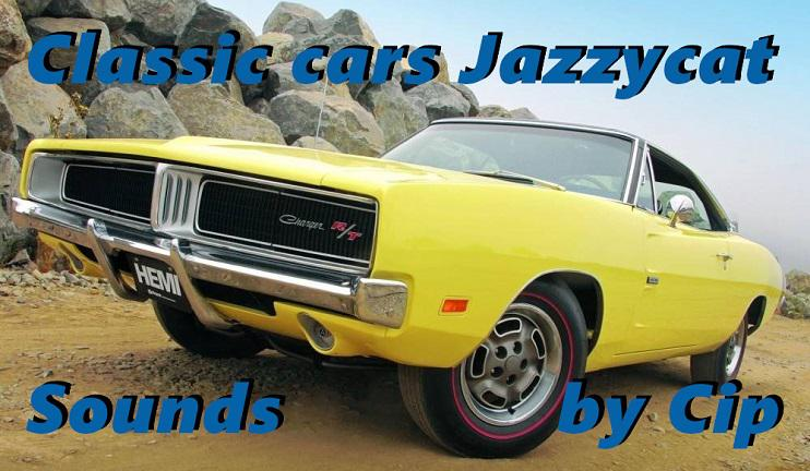 ATS - Sounds for Classic Cars AI Traffic Pack V5.0 (1.36.x)