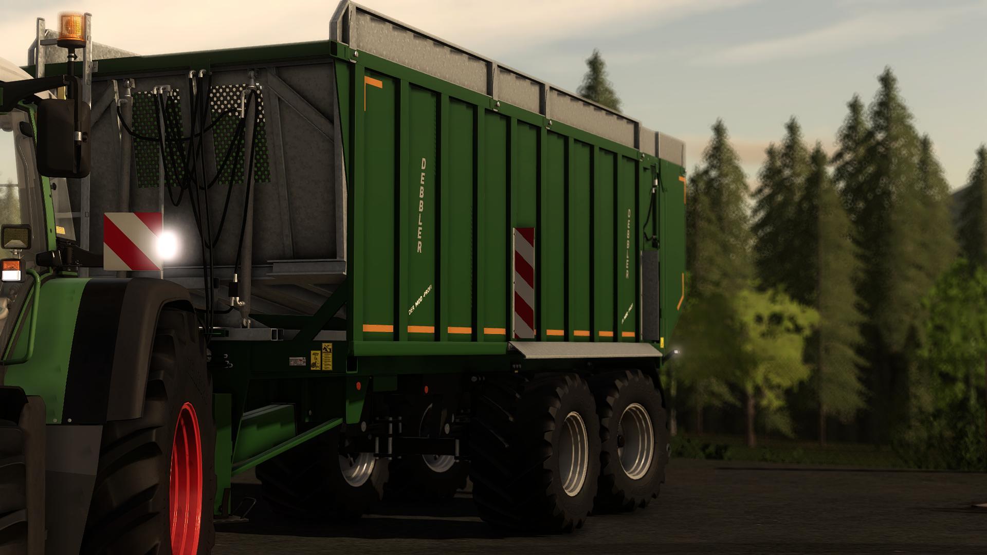 FS19 - Debbler TSM230 Trailer V1.1