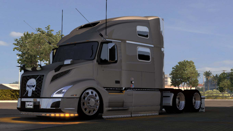 ATS - Volvo VNL 2020 Tuning Truck (1.38.x)