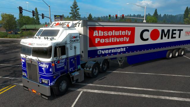 ATS - Comet Overnight Transport V1.0 (1.36.x)