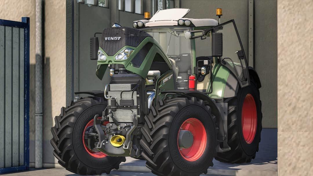 FS19 - Fendt 900 Vario S4 Serie V1.0