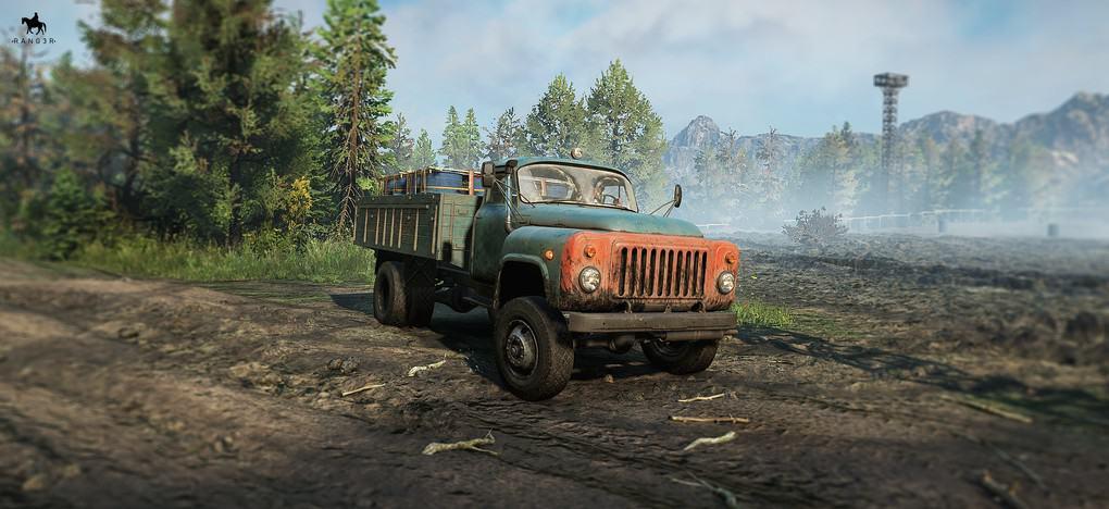 SnowRunner - RNG G53 Truck V1.1