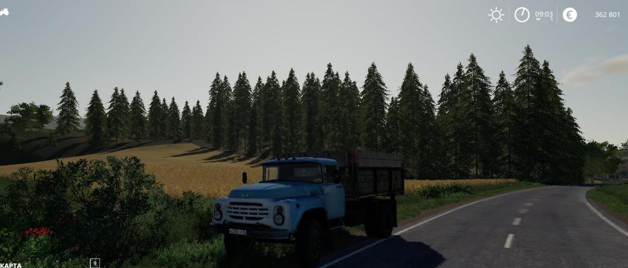 FS19 - ZIL-130 Diesel Truck V1.2
