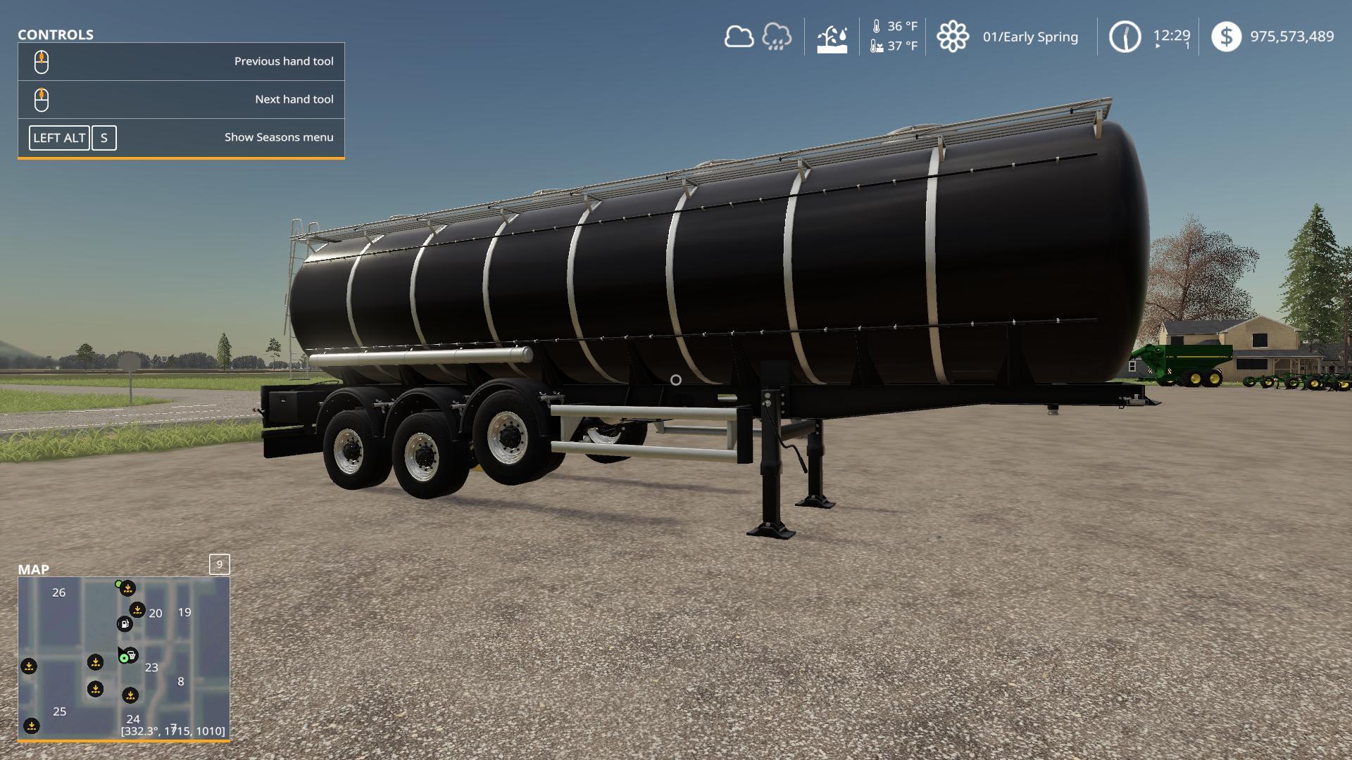 FS19 - Liquid Tanker V1.0