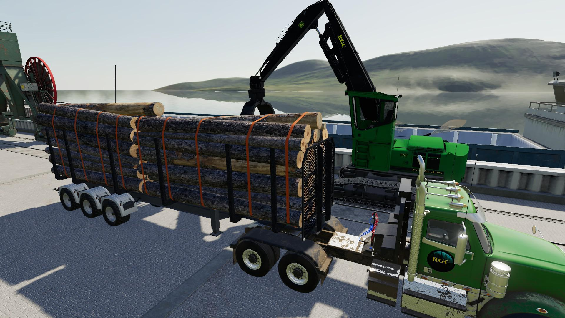 FS19 - Beaver Creek Map V2.1