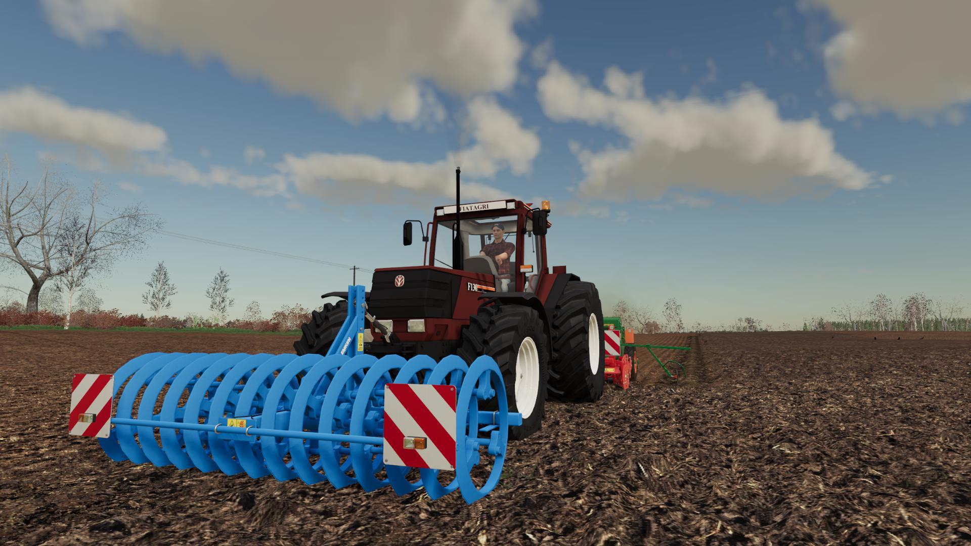 FS19 - Fiat F130 Tractor V3.1.0