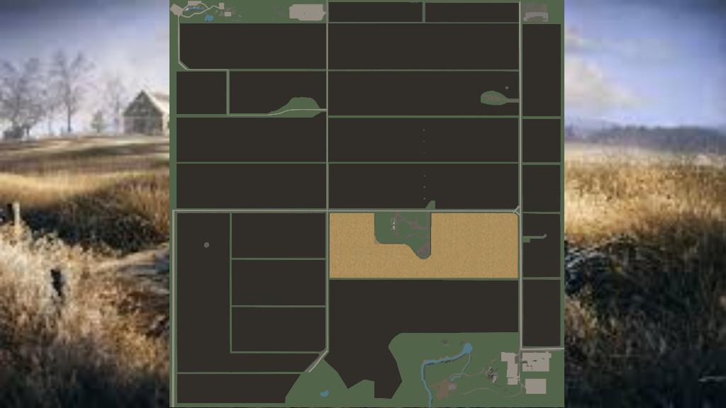 FS19 - Welker Farms Map V1.1