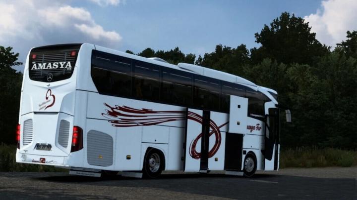 ETS2 - Mercedes-Benz Travego 15 16 SHD 2021 (1.40.x)