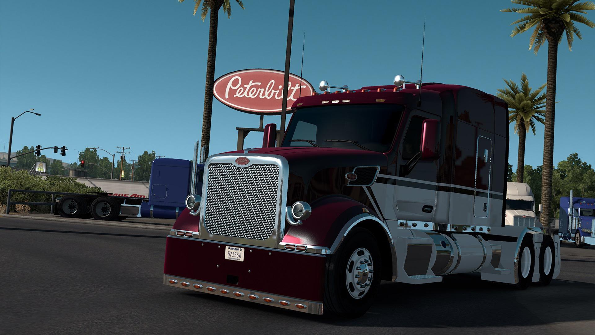 ATS - Peterbilt 567 Truck (1.37.x)