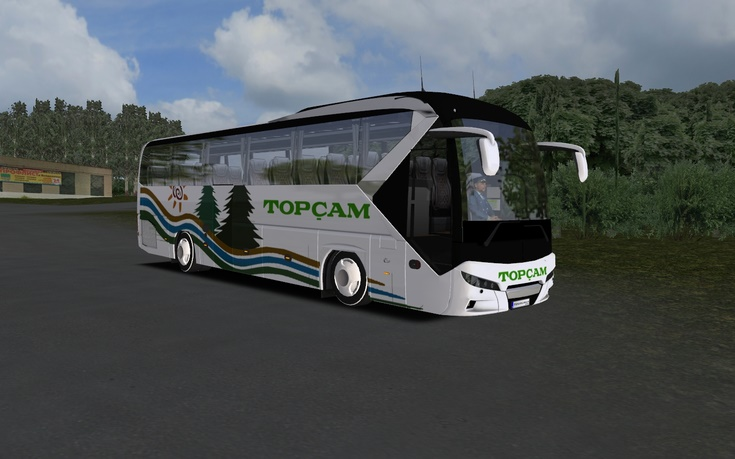 Omsi 2 – Neoplan Tourliner 18 Bus Mod