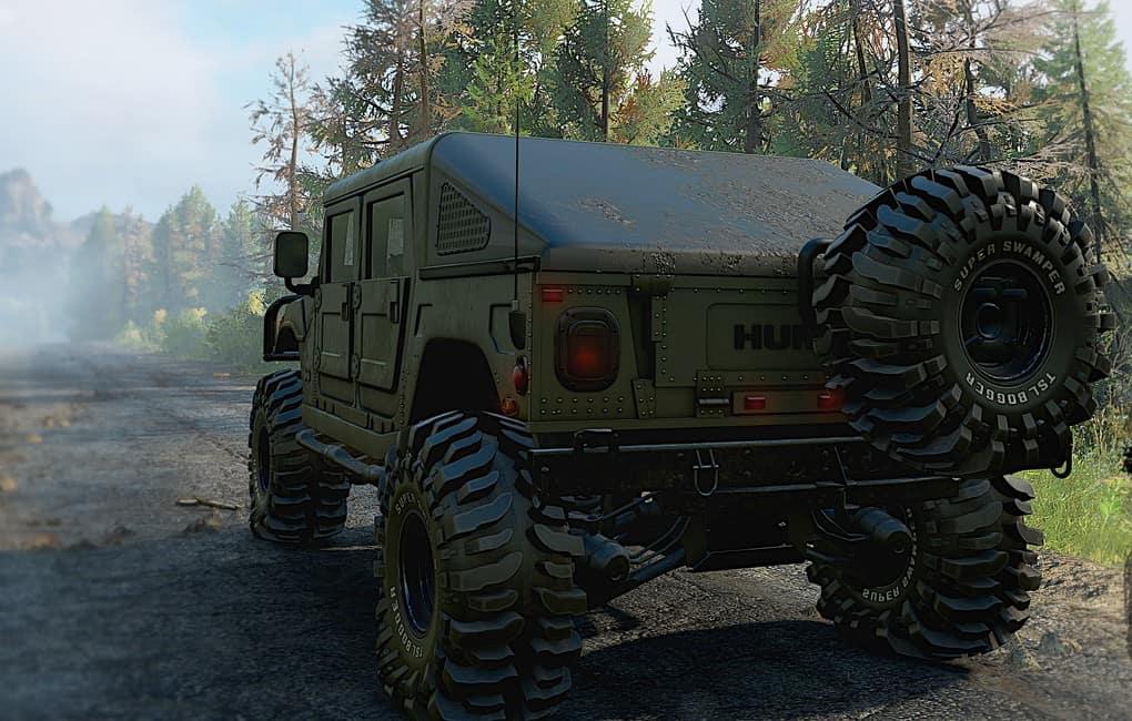 SnowRunner - Hummer H1 V1.0