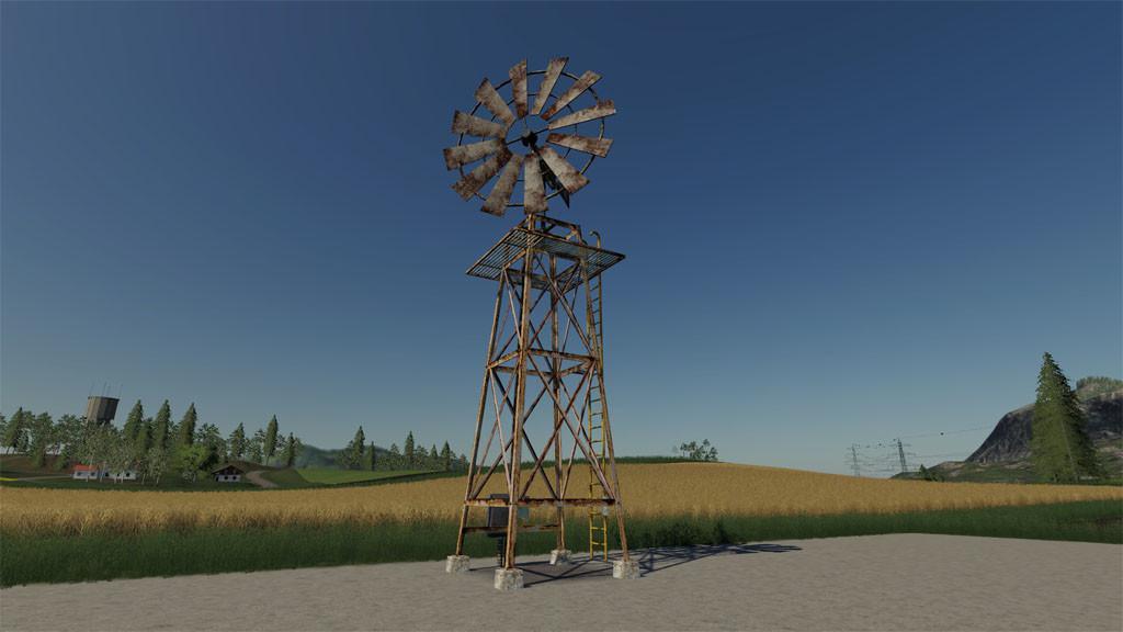 FS19 - Windmill V1.0
