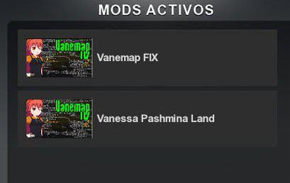ETS2 - Vanessa Pashmina Map for Fix Mod V4.0 (1.36.x)