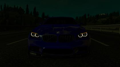 ETS2 - BMW M5 F10 V5 1.36 Beta