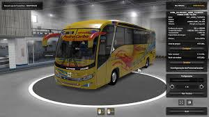 ETS2 - Invictus Pillapa Hino Bus Mod (1.35.X)