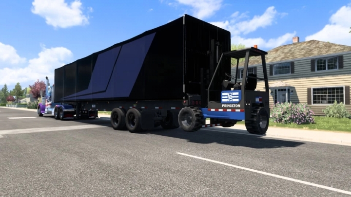 ATS - NitroModz SCS Forklift Piggyback (1.40.x)