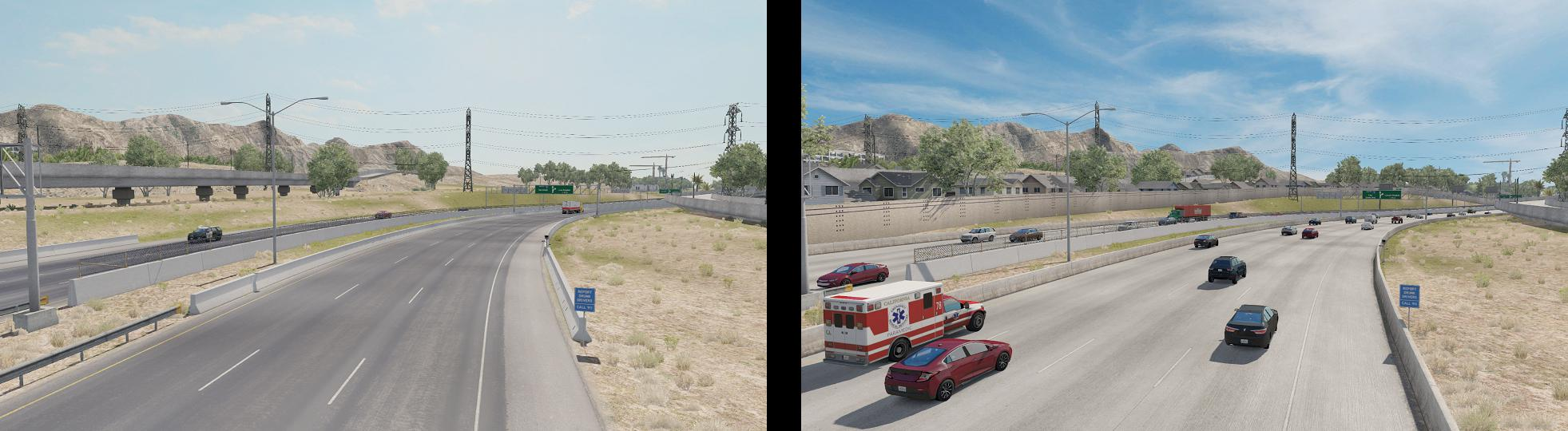 ATS - Minor Urban Overhaul 8 (1.35.X)