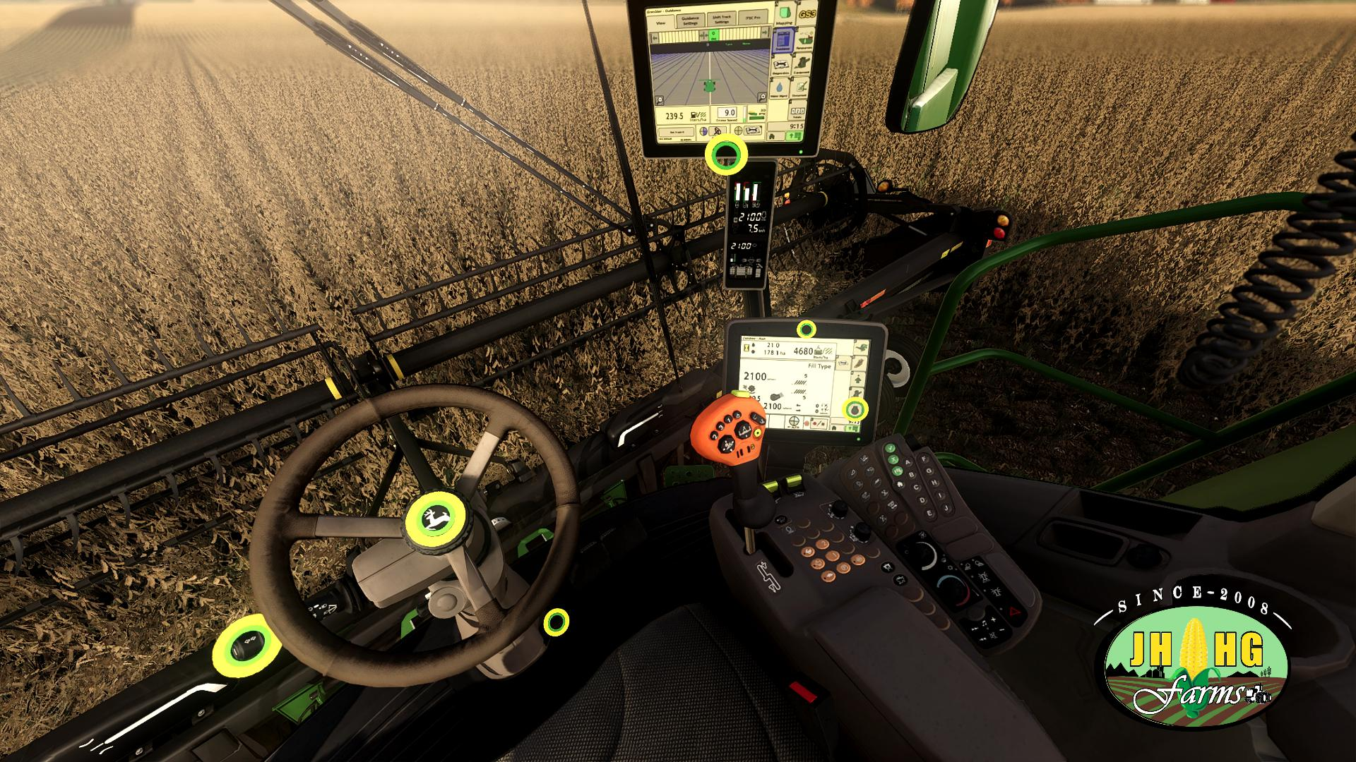 FS19 - John Deere S600 (2012-2017) Series Official V1.0